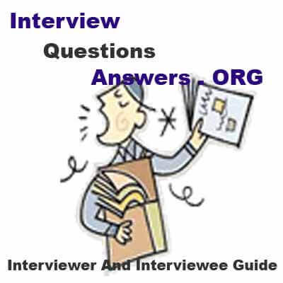 Analytical Chemistry Interview Questions And Answers